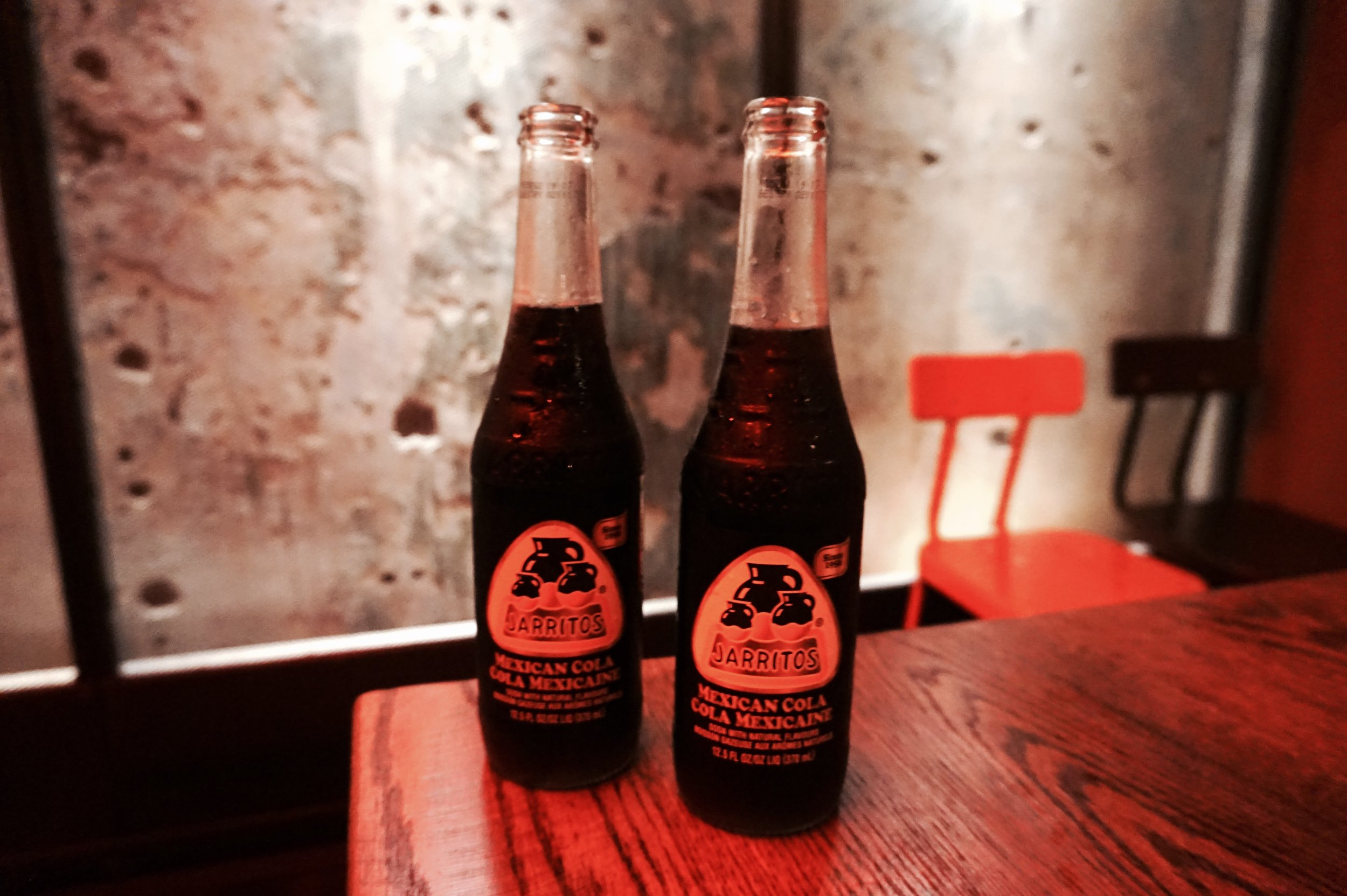 Jarritos, Mexican Colas.