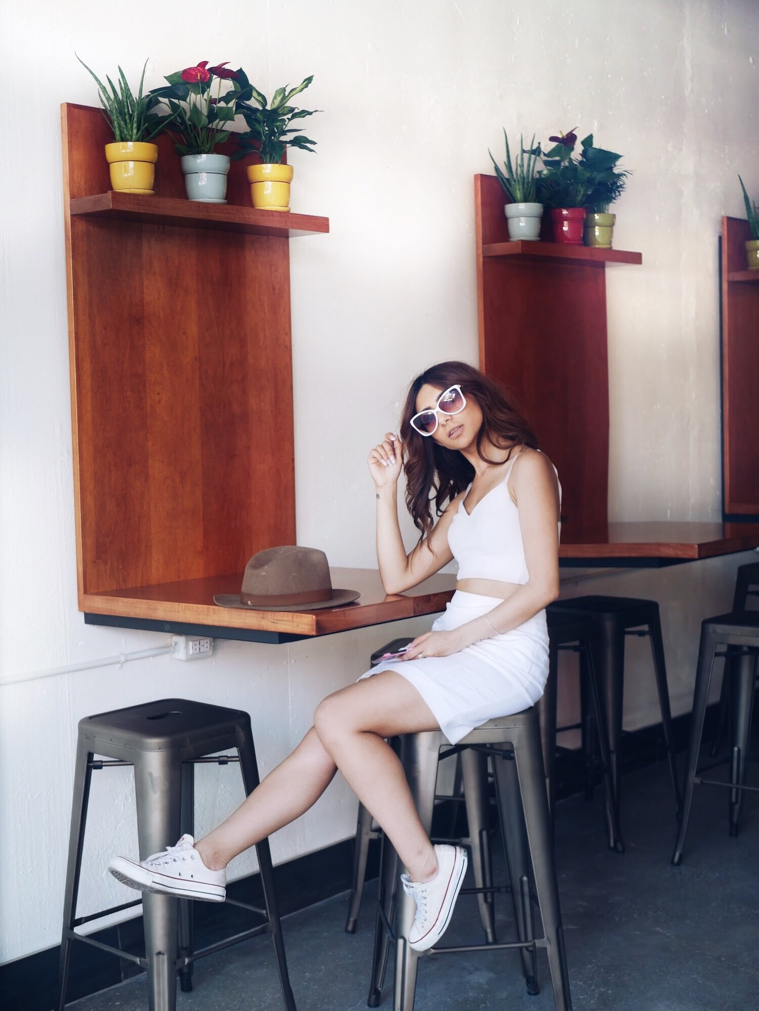 Summer Style Diary - - StyleI love summers in Toronto, the city is buzzing with tourists and locals on patios and coffee shops. Since we get so many months of cold winters one has to make the most of the heat!