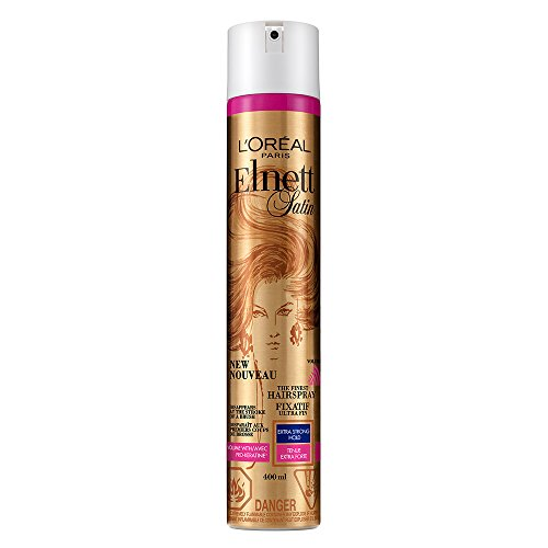 Satin Volume Hairspray