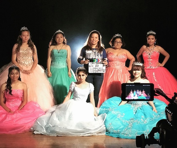"Directing the Documentary ""Our Quinceañera"""