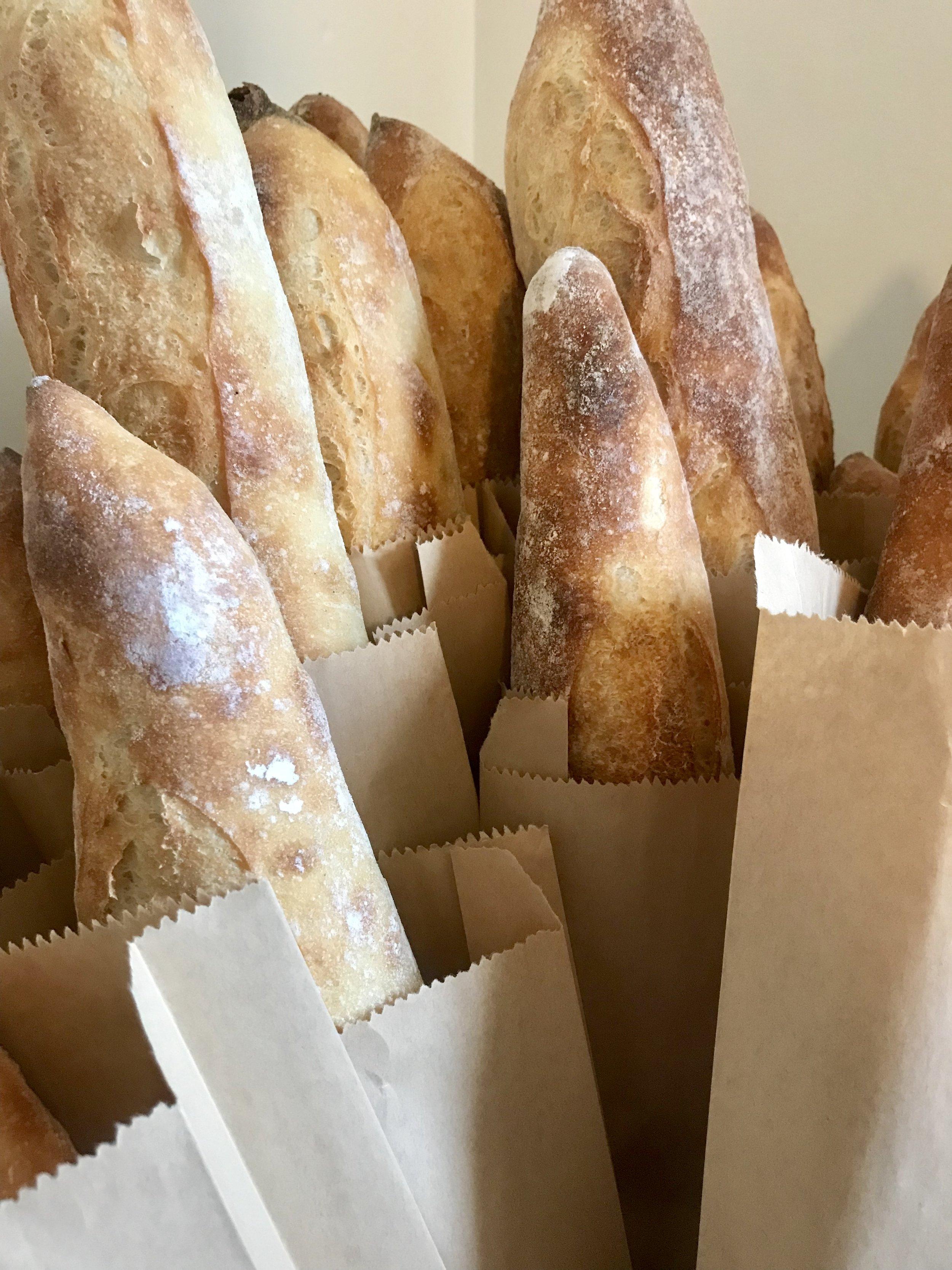 Baguette  / Hinkel's Bakery