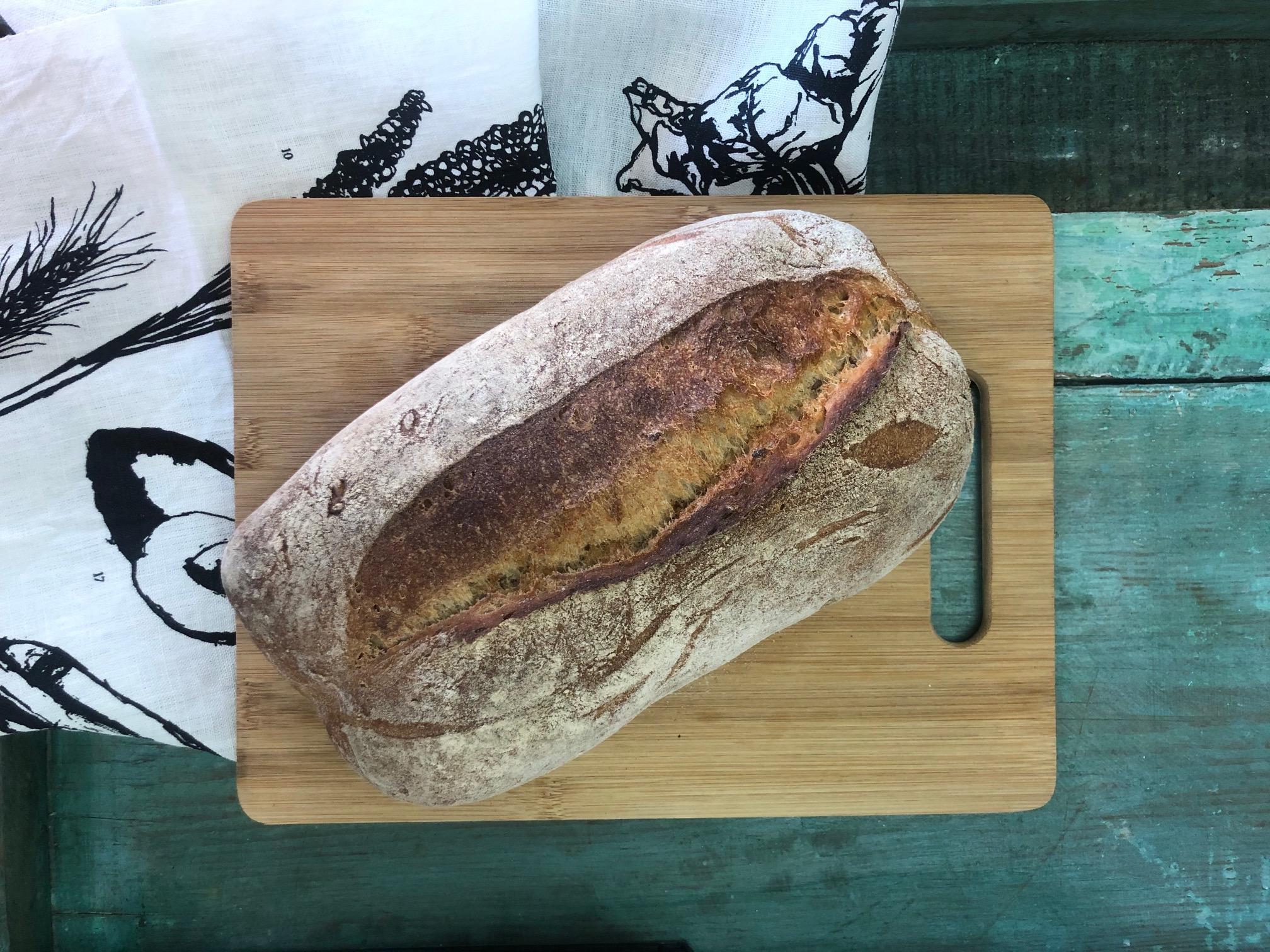 Multigrain Bread  /   Hinkel's Bakery