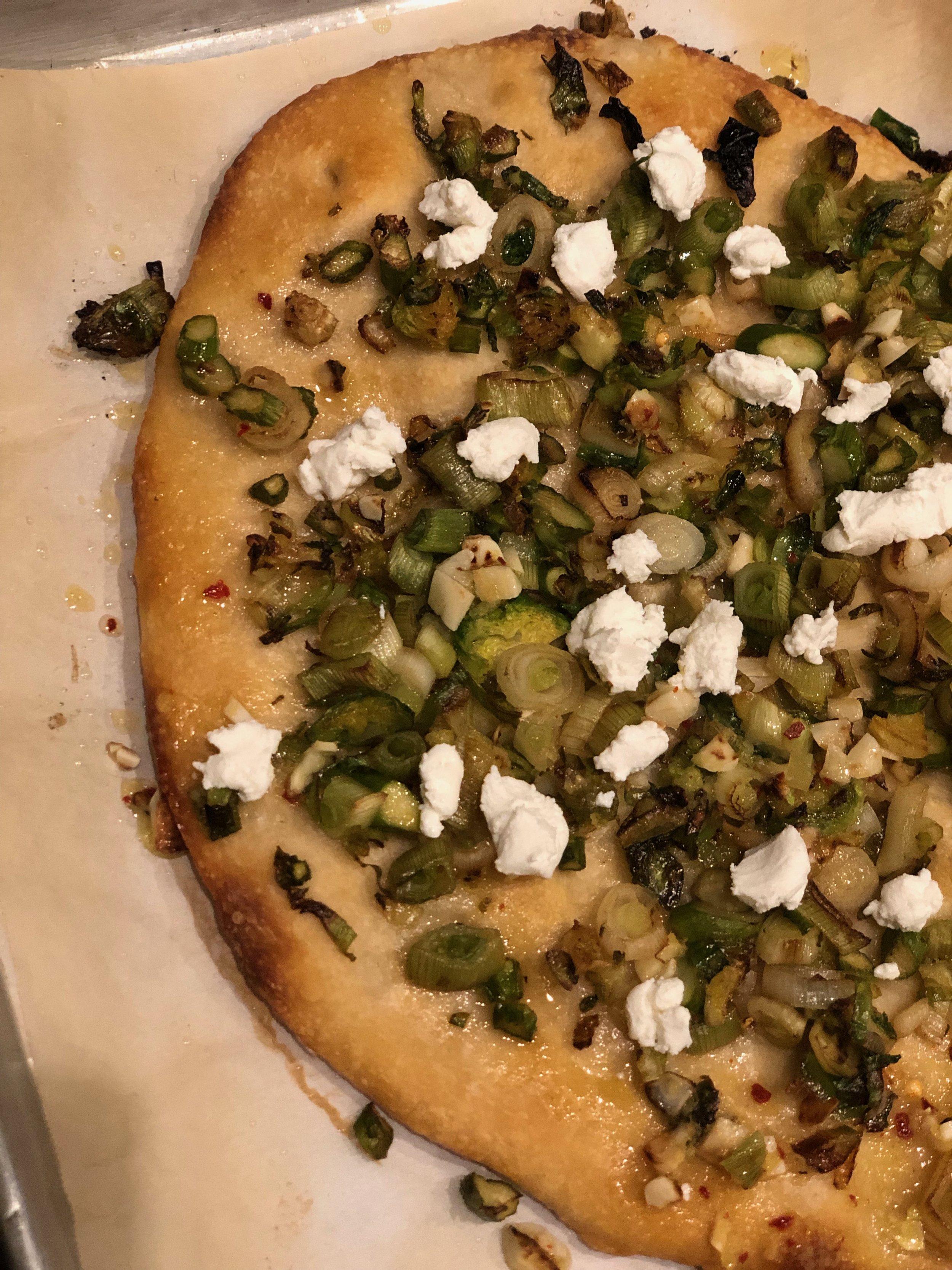 Pizza Dough/ Hinkel's Bakery