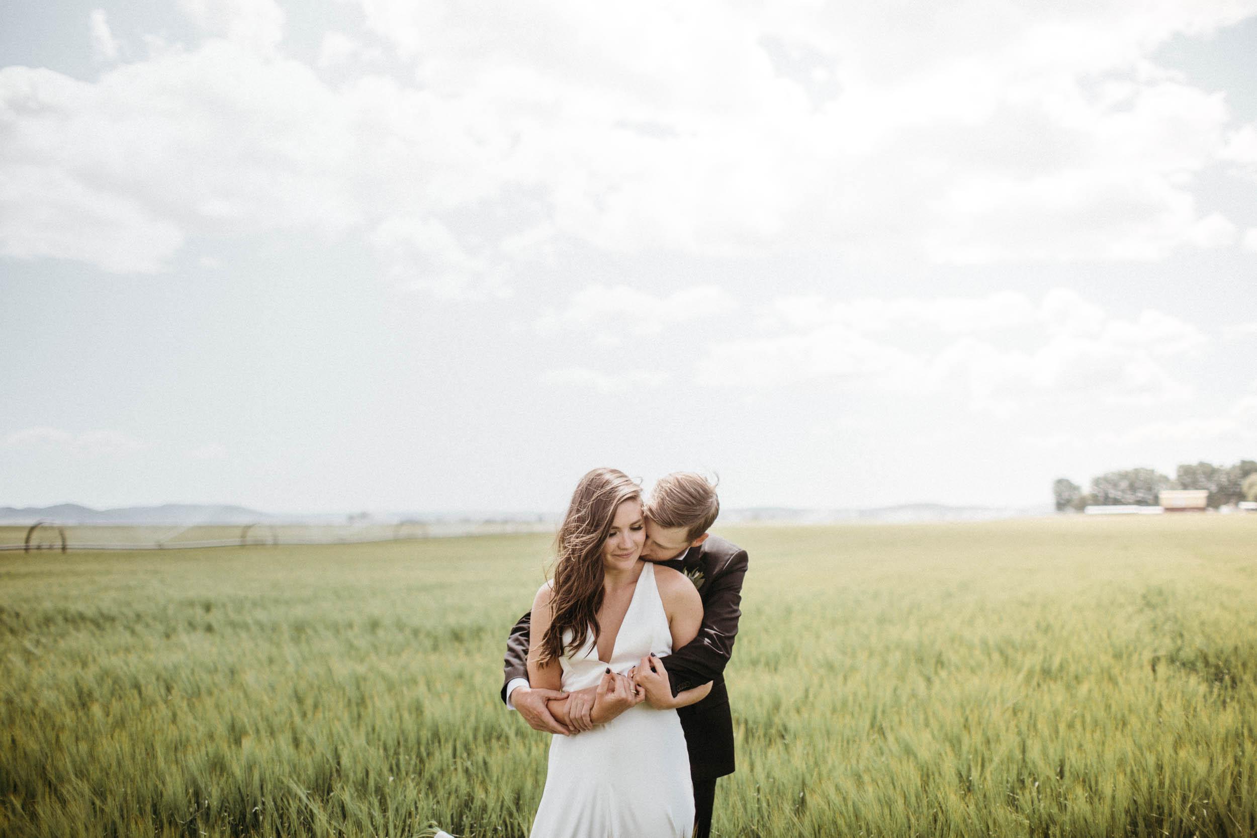 Danny & Mia | Baseline Road Wedding