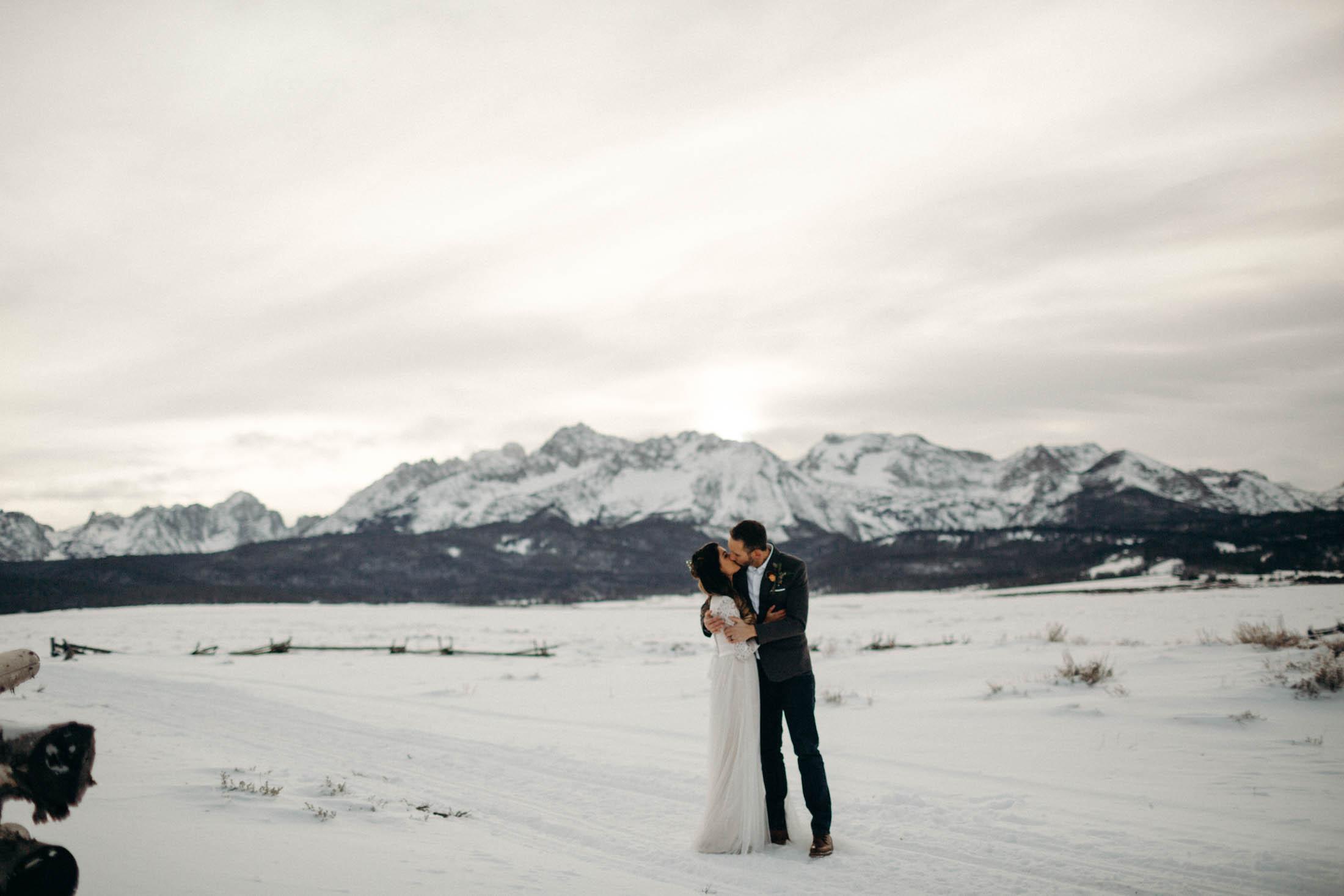 Creed & Angela | Stanley Elopement