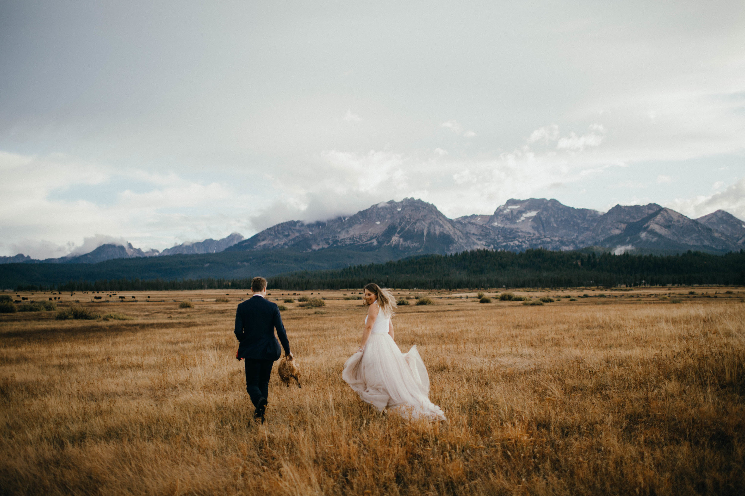 Idaho-elopements