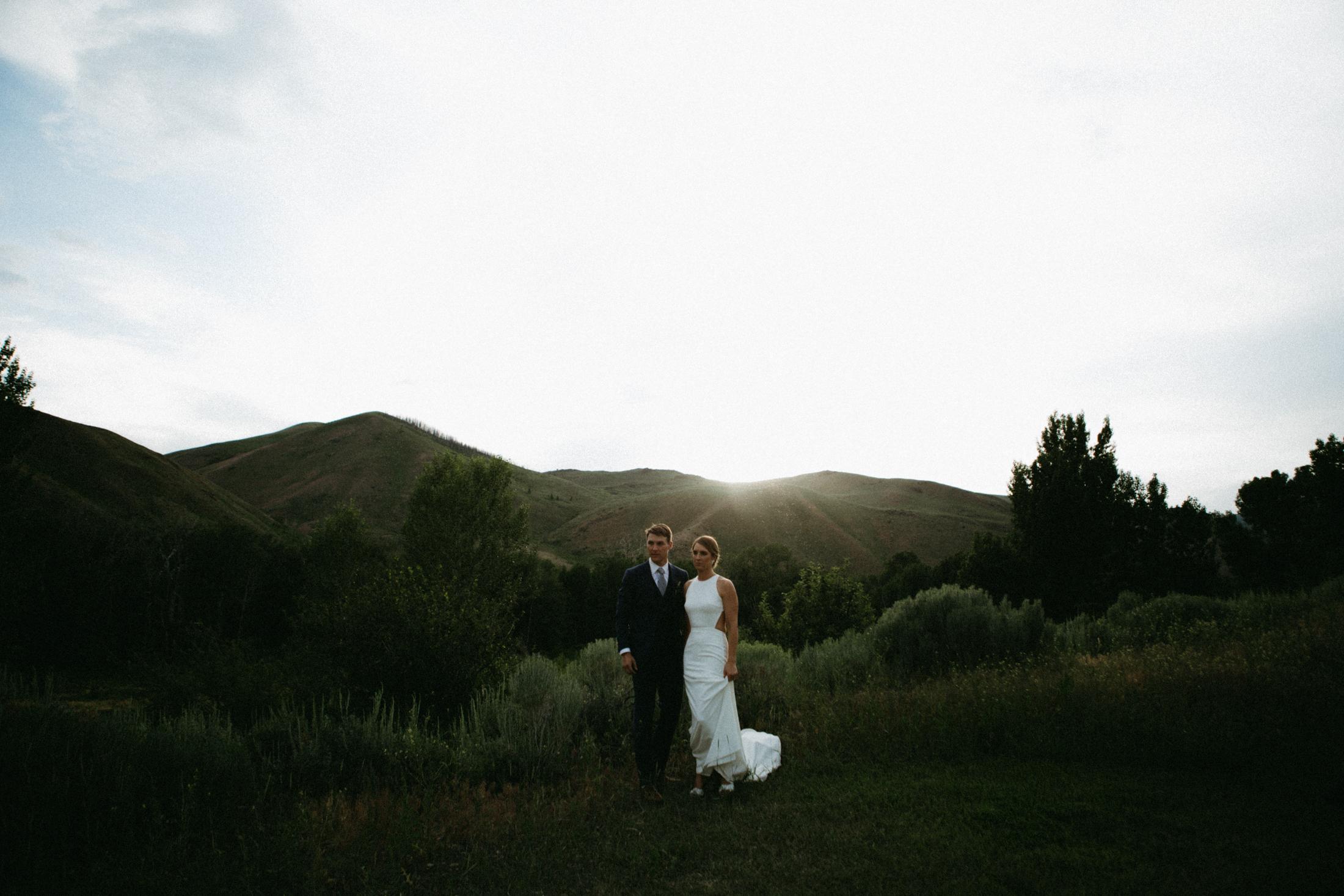 Alexander + Olivia | The Homestead Wedding