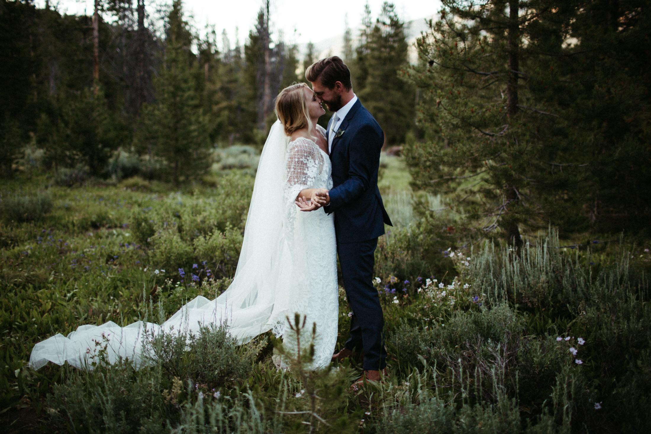 Tag + Kacie | Idaho 4-H camp Wedding