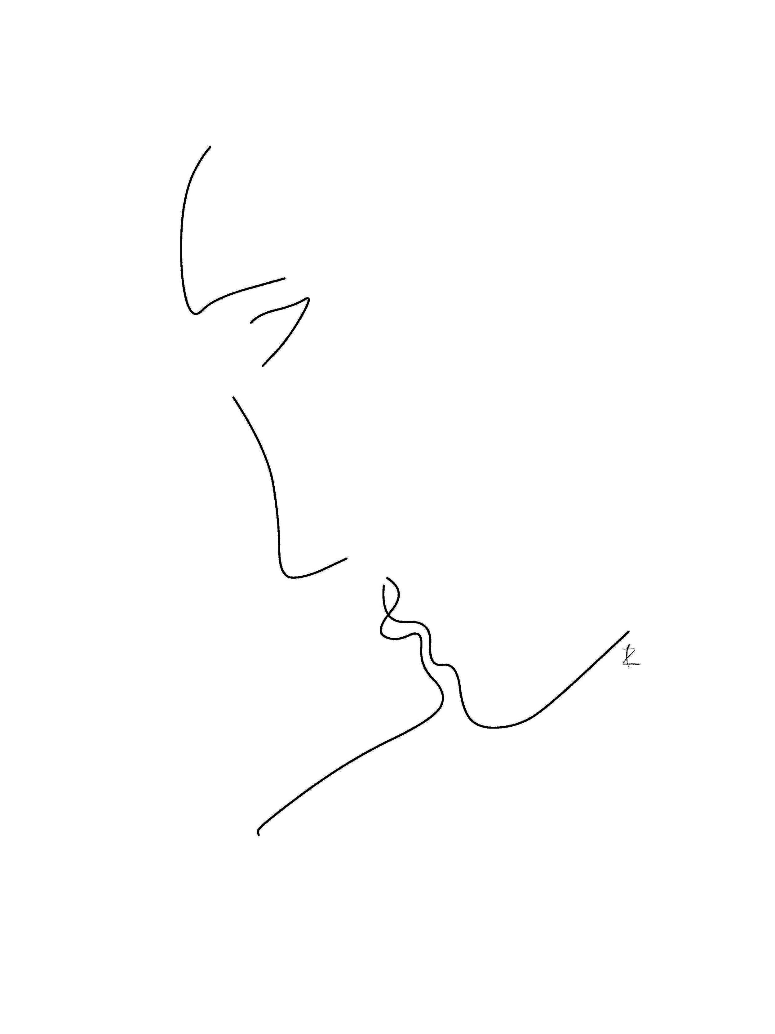 Minimal. Kiss.