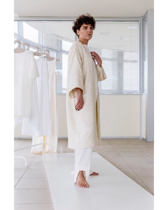 """Obsessed with '""""Theros"""" Silk cardigan 🌊. 🔝Now on Sales up to 70% OFF #daretobeyou #falfminimalchic Shop Now 📲 www.falfminimalchic.com  Stand out from the crowd ➡ @falfminimalchic  #minimalchic #falfminimalchic #chic #greekdesigners #streetstyle #streetstyleluxe #dress #madeingreece #ootd #greekfashion #ootdfashion #styleinspo #stylebook  #ItsABeautifulDay #mood #happy #smile #live #love #breathe #enjoy #falfminimalchic"""
