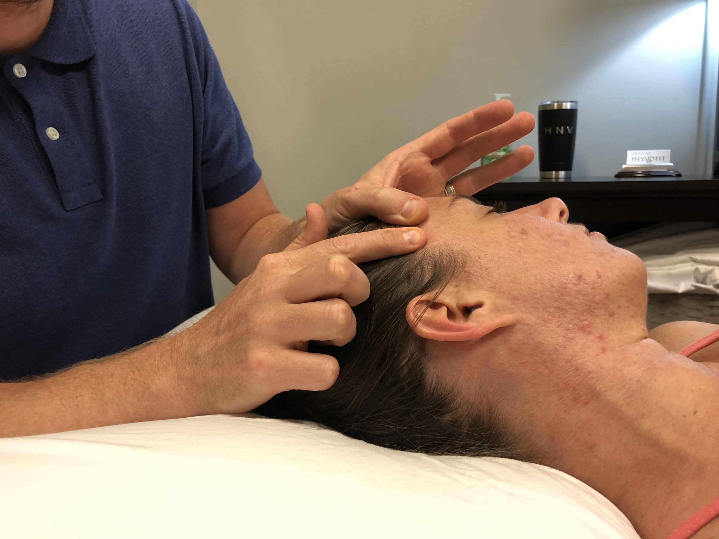 TMJ Treatment at PhysioFit of North Carolina in Wake Forest, NC