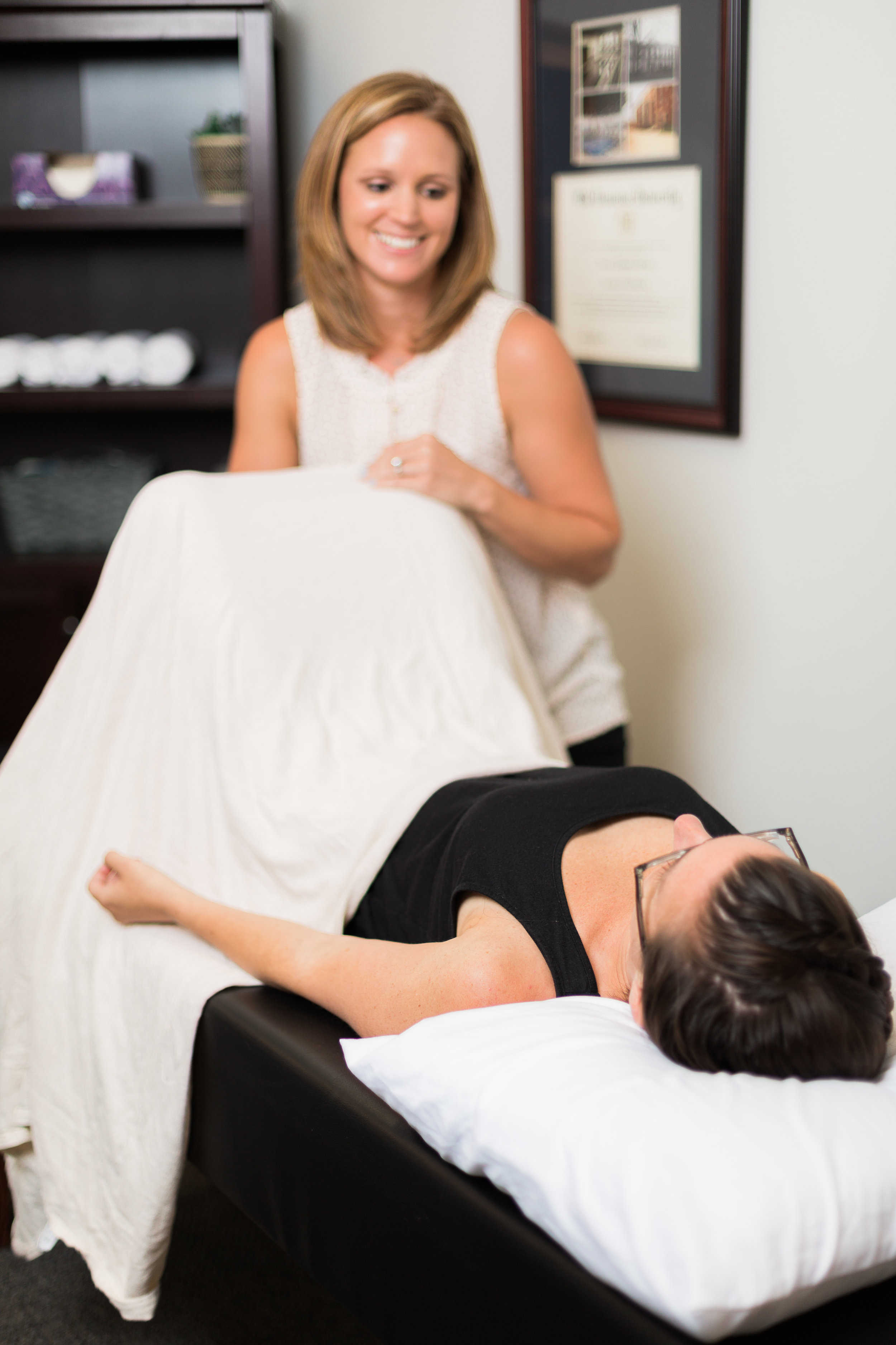 Women's Health Treatment in Wake Forest, NC at PhysioFit of North Carolina