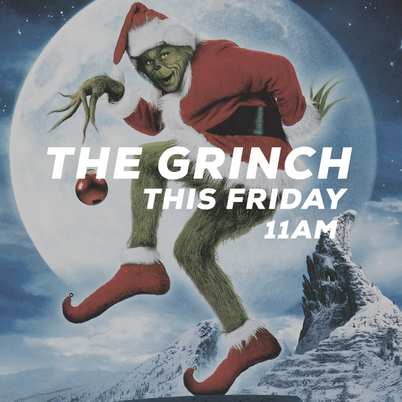 696 somerset terrace ne atlanta ga 30306        Let's celebrate! Whether you finished finals & exams or just love the Grinch - Come hang out tomorrow with us!!          There will be popcorn, shopping, The Grinch, and shopping!         You won't want to miss this and we don't want to miss you!