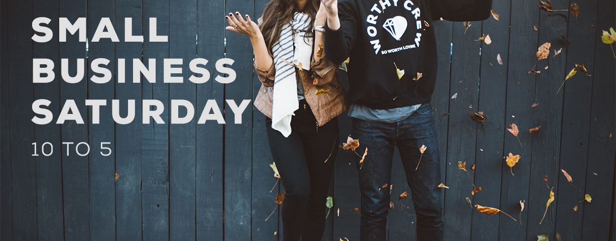 Come one, come all!! The BRAND NEW So Worth Loving showroom is opening and we are kicking it off on  Small Business Saturday  by inviting YOU! Anyone and everyone is invited and welcomed to come by our new space to shop, chat, and spend some time with the swl family and team! We will have all our new items for sale as well as  Melting Sun Apparel  will be joining us in the space with some amazing items!    So come help us break in our new space and shop local this small business saturday!     696 Somerset Terrace Avenue NE Atlanta GA 30306