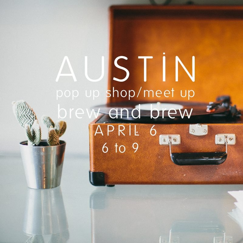 This is  Austin !   And he wants you to know that we are headed to  Austin, Texas  as I type!   So Austiners and neighbors, be at   Brew and Brew   at 6 o'clock and the party don't stop until 9!     Unless you are going to continue the party somewhere else then… well the party doesn't have to end!      We are overjoyed to meet y'all and we hope you like hugs!     Brew and Brew:     500 San Marcos St #105, Austin, TX 78702
