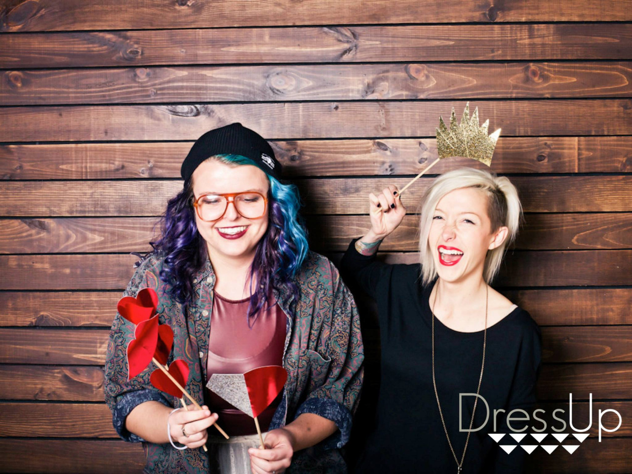 If you came to the  #dutrunkshow  a few weeks ago, the photo booth pictures are up! Just go to our Facebook site to see you and your friends looking wonderful in floral crowns and homemade props!     We love y'all!