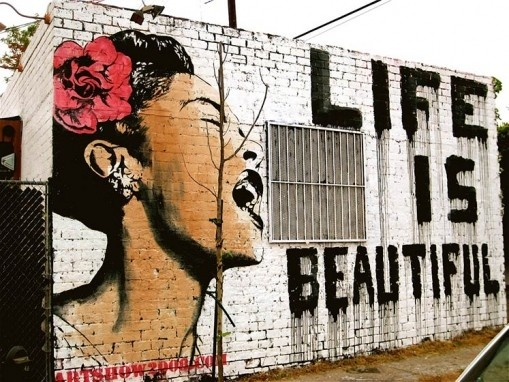 life is beautiful. and you are beautiful because of the life in you.