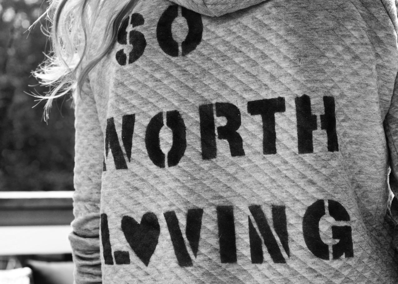 so worth loving hoodie!
