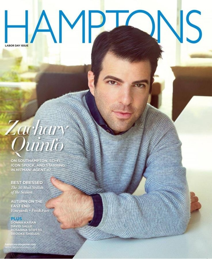 Hamptons Magazine, Labor Day 2015