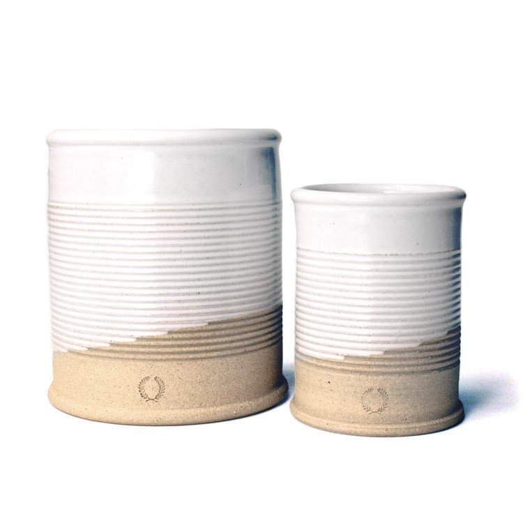 Farmhouse Pottery Utility Cans