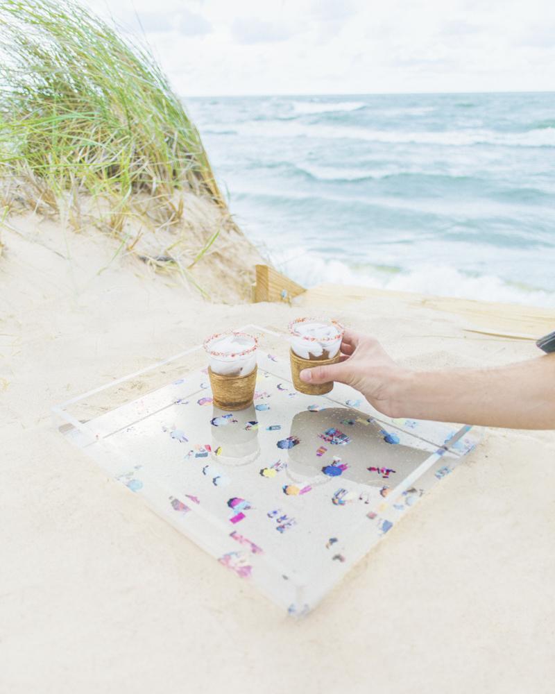 Gray Malin Beaches Tray