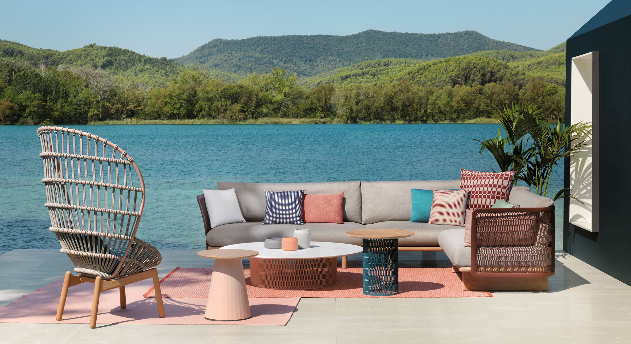 "Kettal ""Cala"" and ""Mesh"" Collections"
