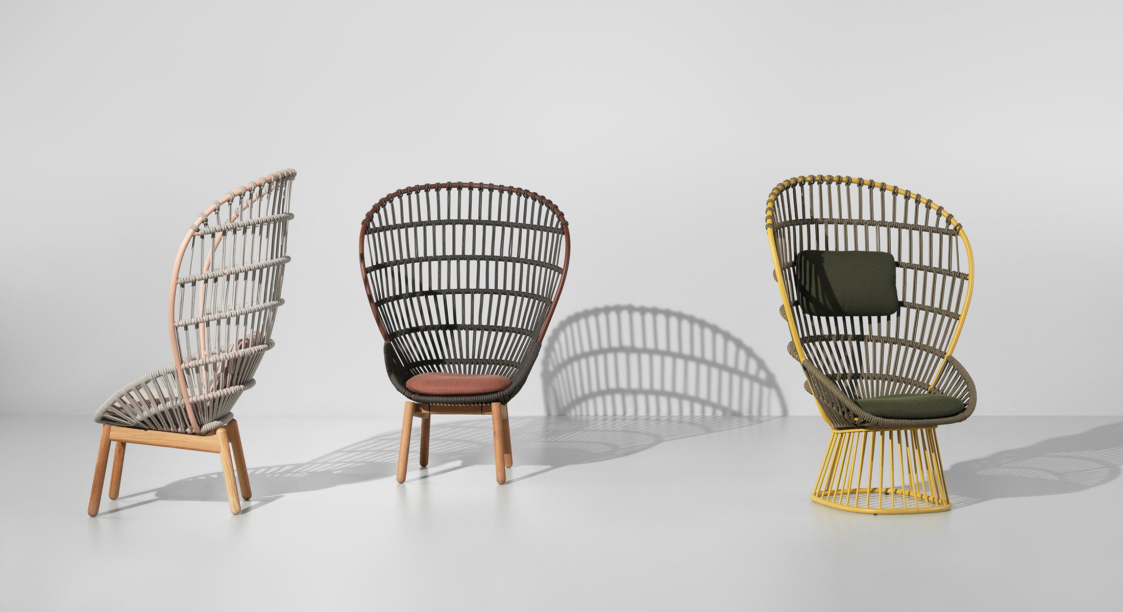 Kettal Cala Chairs