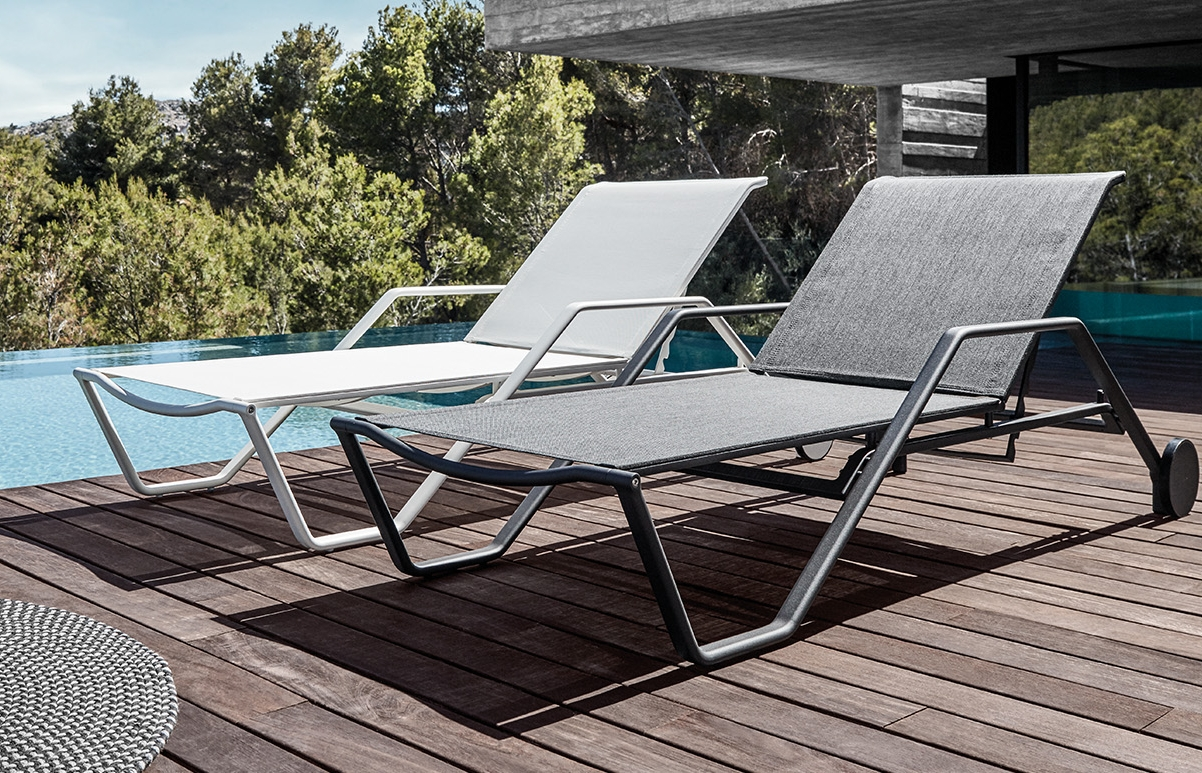 Gloster 180 Chaise Lounges