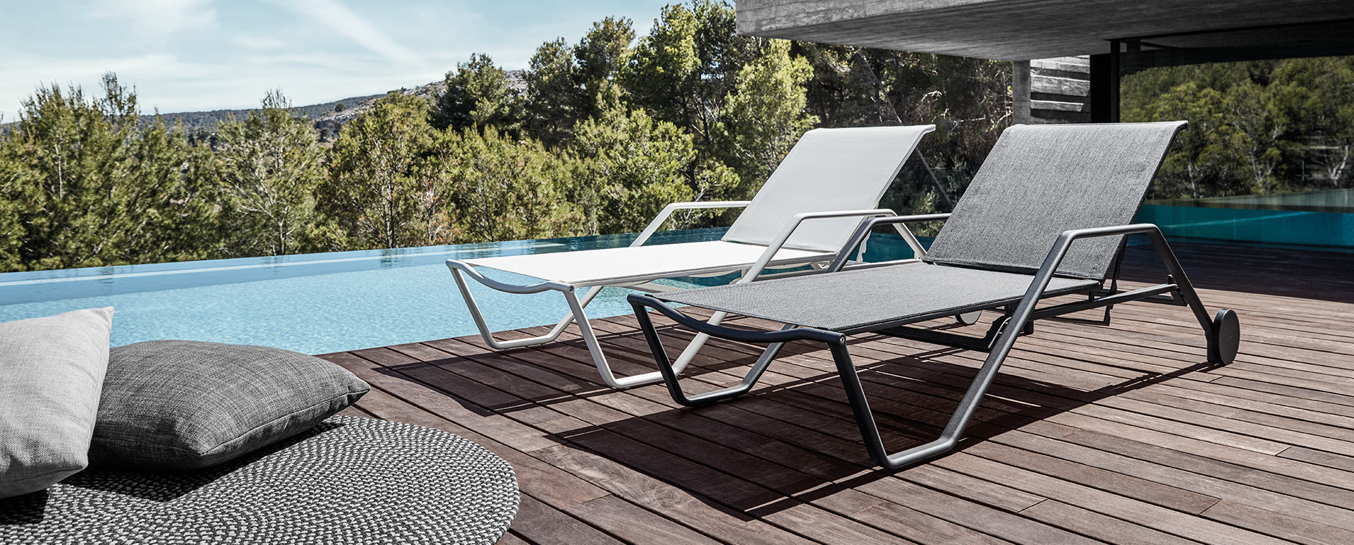 GLOSTER 180 CHAISE
