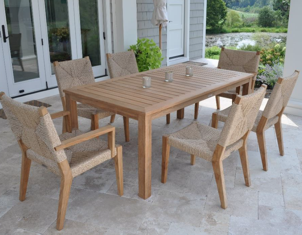Kingsley-Bate's New Hadley Dining Chairs
