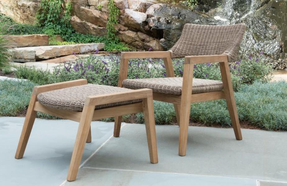 New Kingsley-Bate Spencer Club Chair