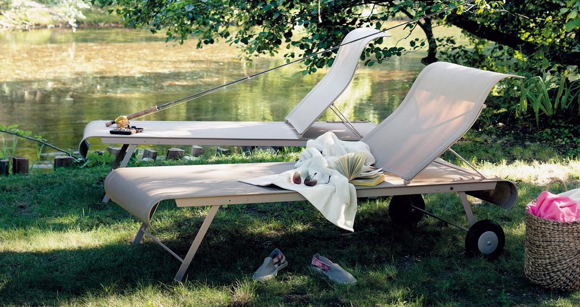 Fermob Dune Lounger