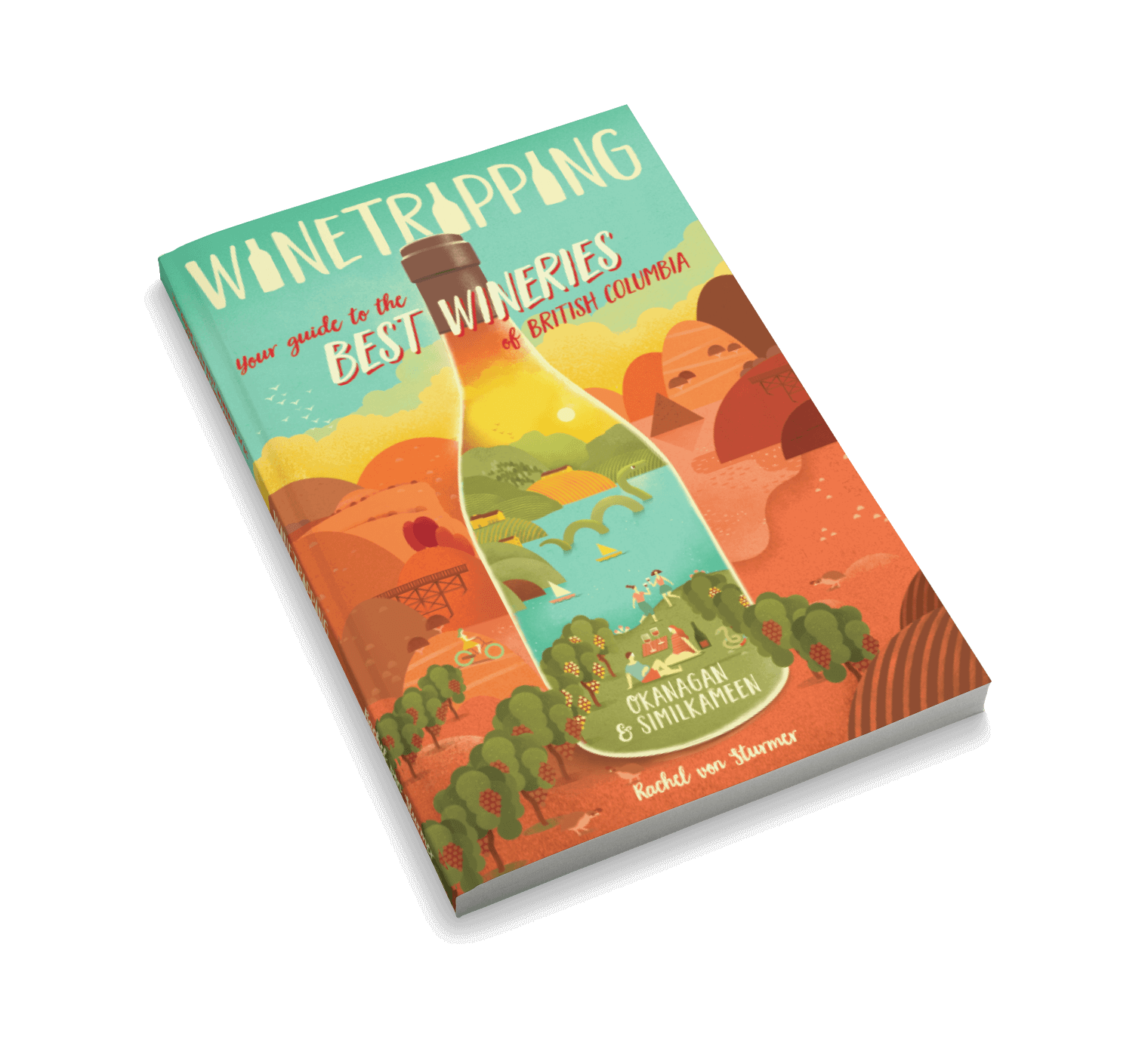 winetripping guidebook