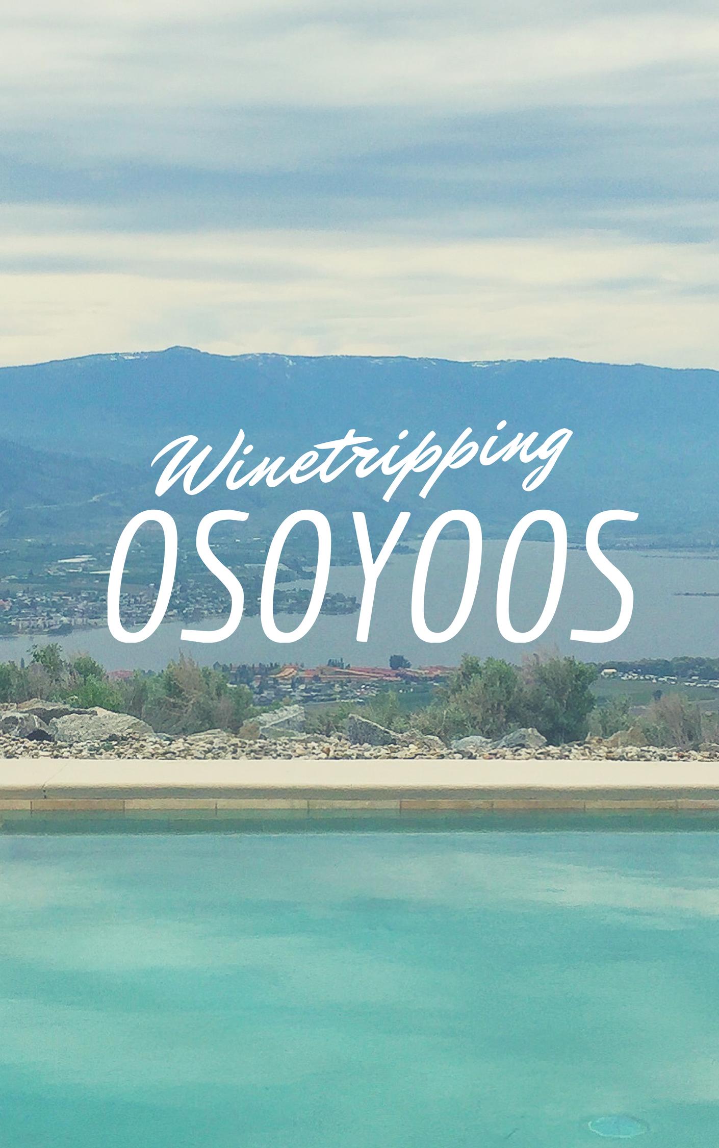 winetripping osoyoos