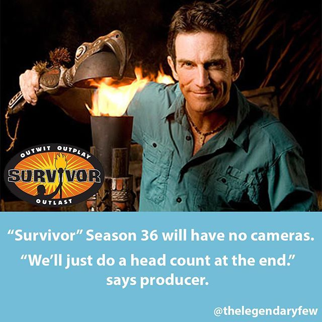 Comment 🔥 if you would survive! * * * #Survivor #cbs #reality #television #outdoors #realitytv #competition #entertainmentnews #hollywood #satire #nature #seasonpremiere #meme #losangeles