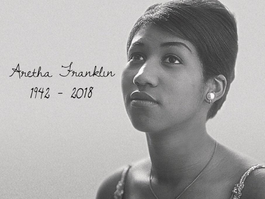 Aretha Franklin, 1942 - 2018