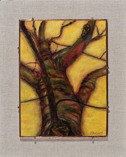 """Arborvitae VI, 19.5"""" x 16"""""""