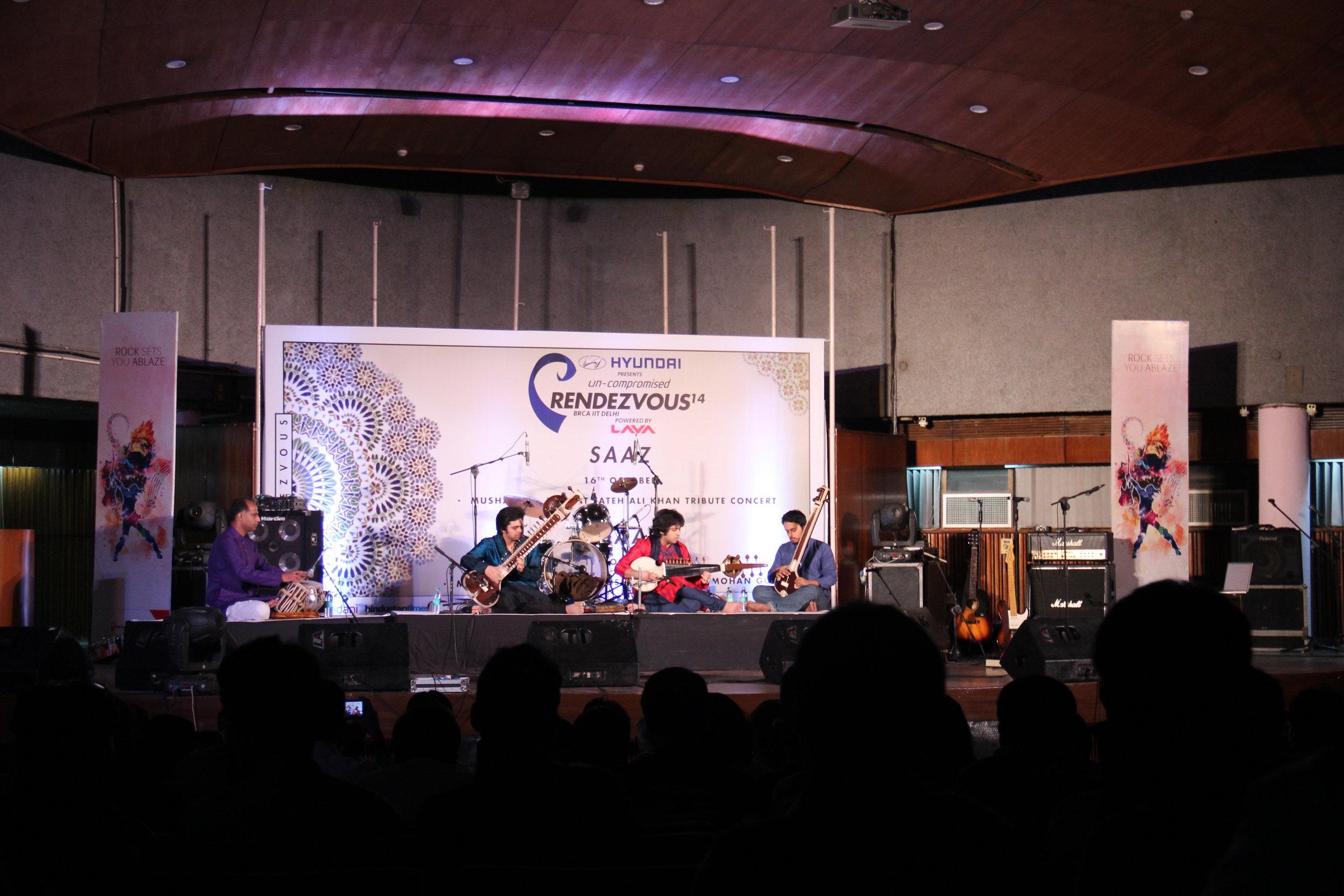 RENDEZVOUS, IIT Delhi 2014