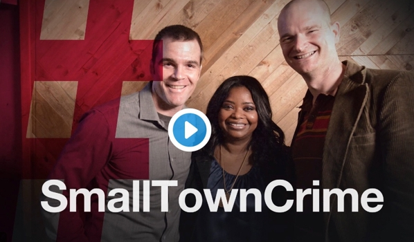 Twitter Movies (Part 1) - The Nelms Bros. and Octavia Spencer visit the Twitter Studio.