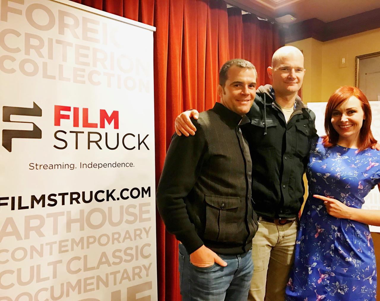 FilmStruck: Nelms Bros. - FilmStruck's Alicia Malone interviewed the Nelms Bros.