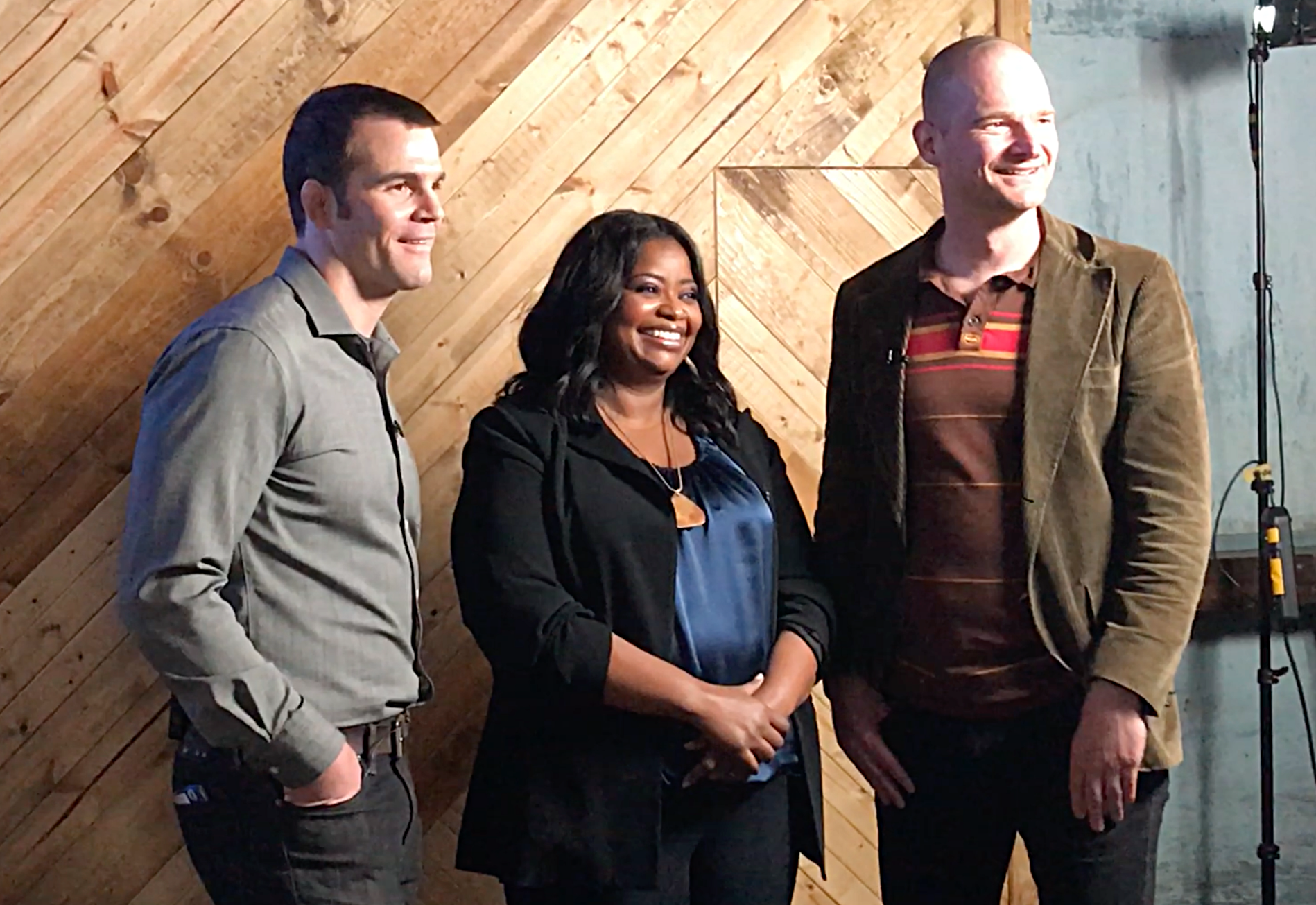 Film School Rejects - The Nelms Bros. Dish on Making a Movie w/ Octavia Spencer