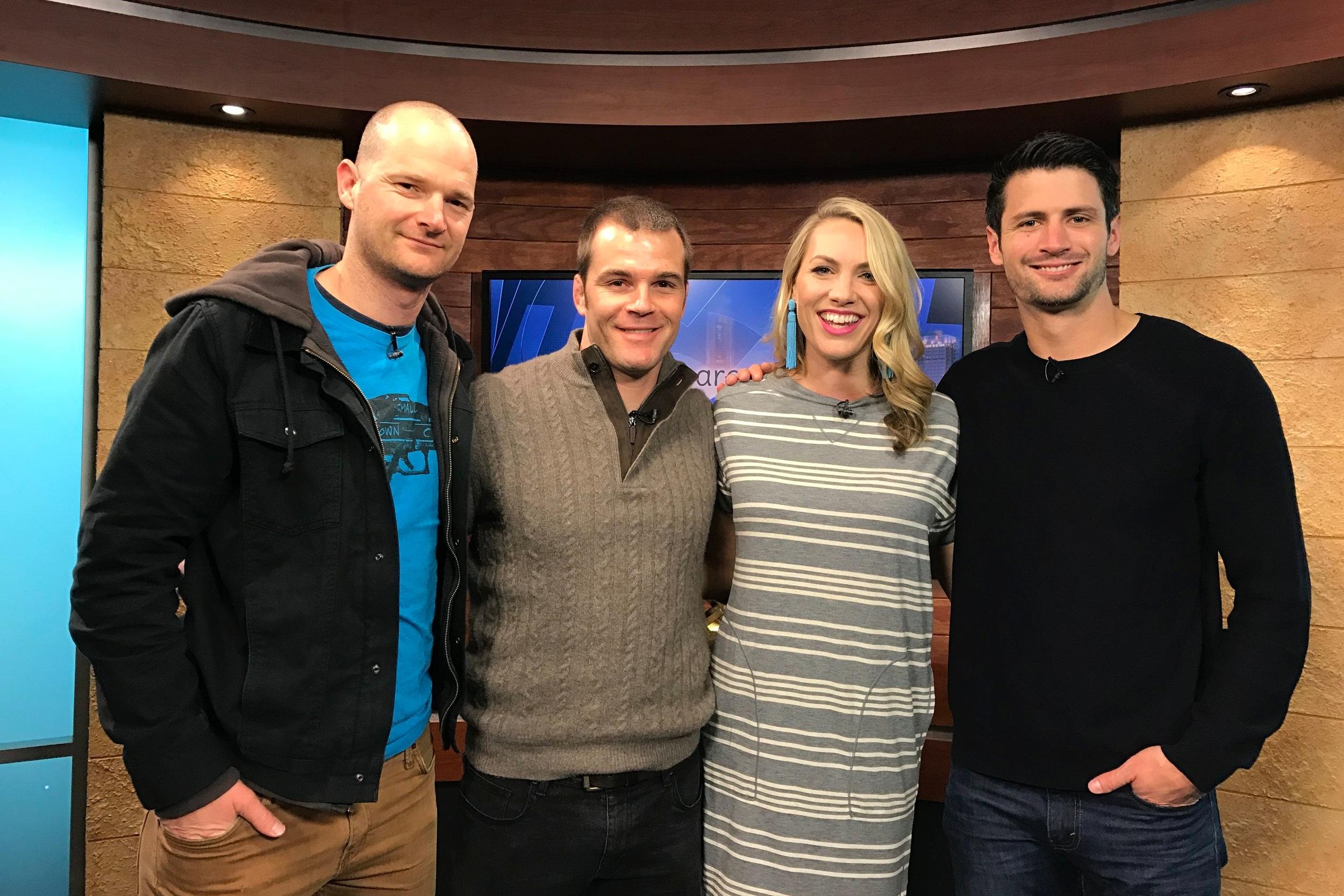 CBS Affiliate / KEYE-TV - Nelms Bros. + James Laffertydiscuss STC at SXSW