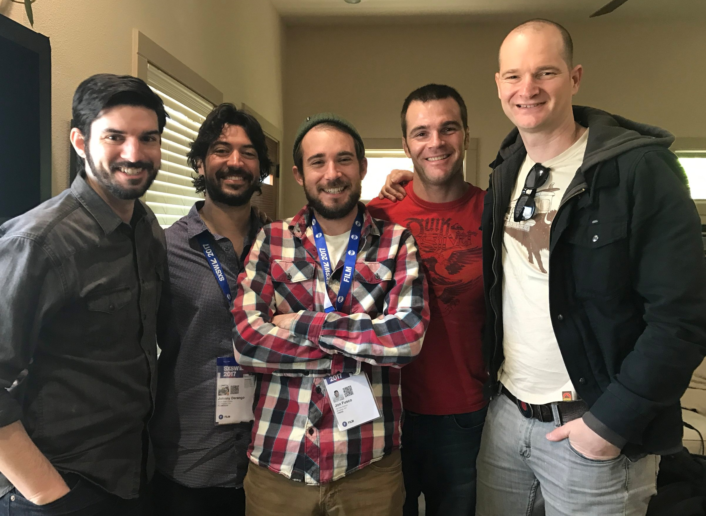 No Film School: STC - STC filmmakers, composer, and DP for an in depth podcast interview.