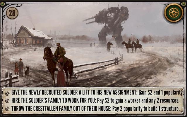 Sample encounter card.