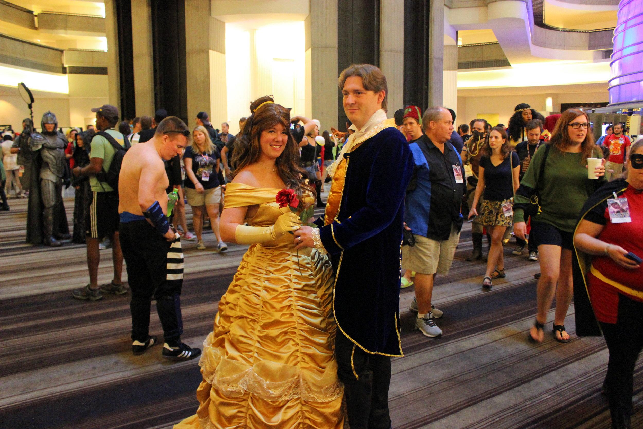 Belle & Prince (Post-Beast)