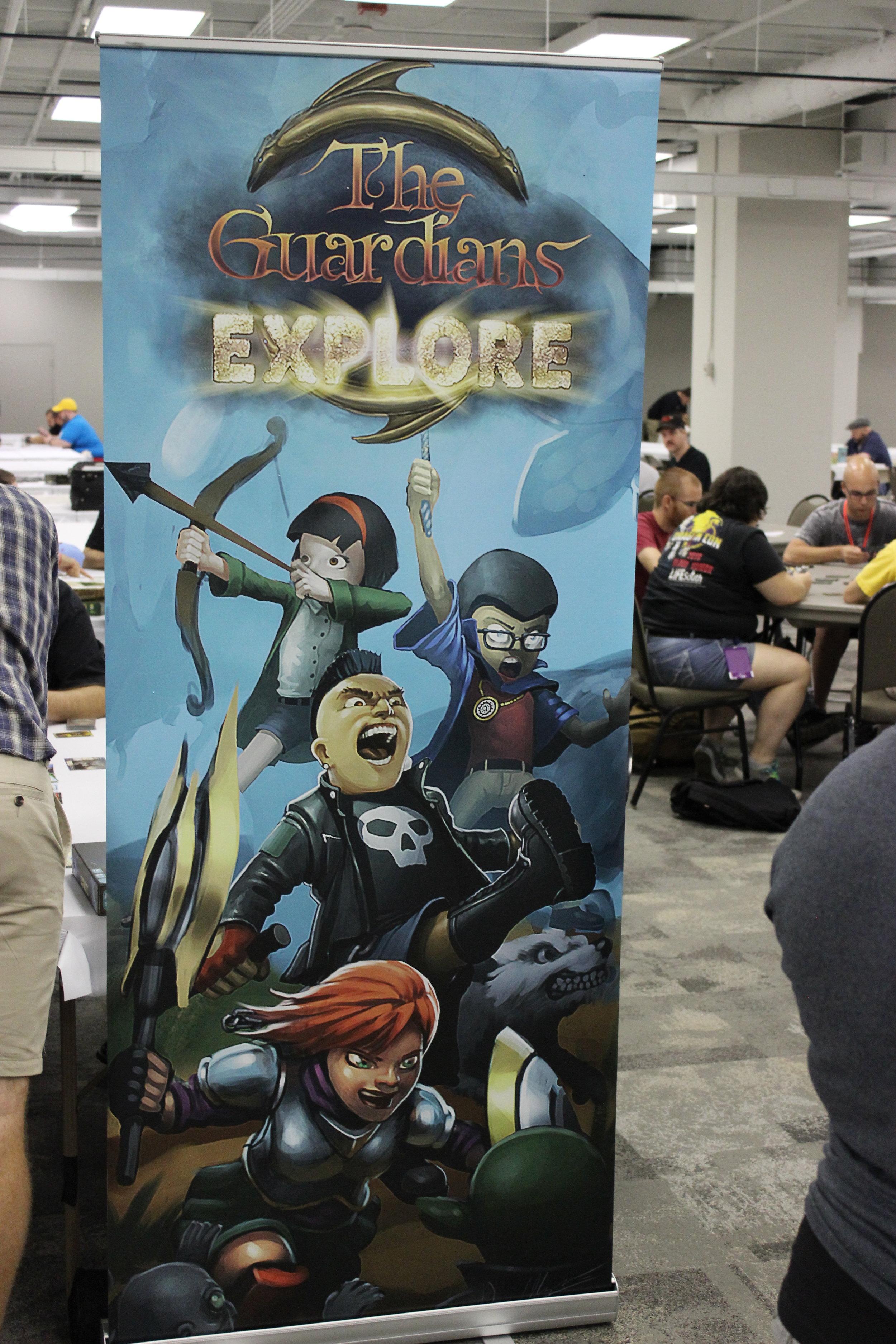 The Guardians: Explore