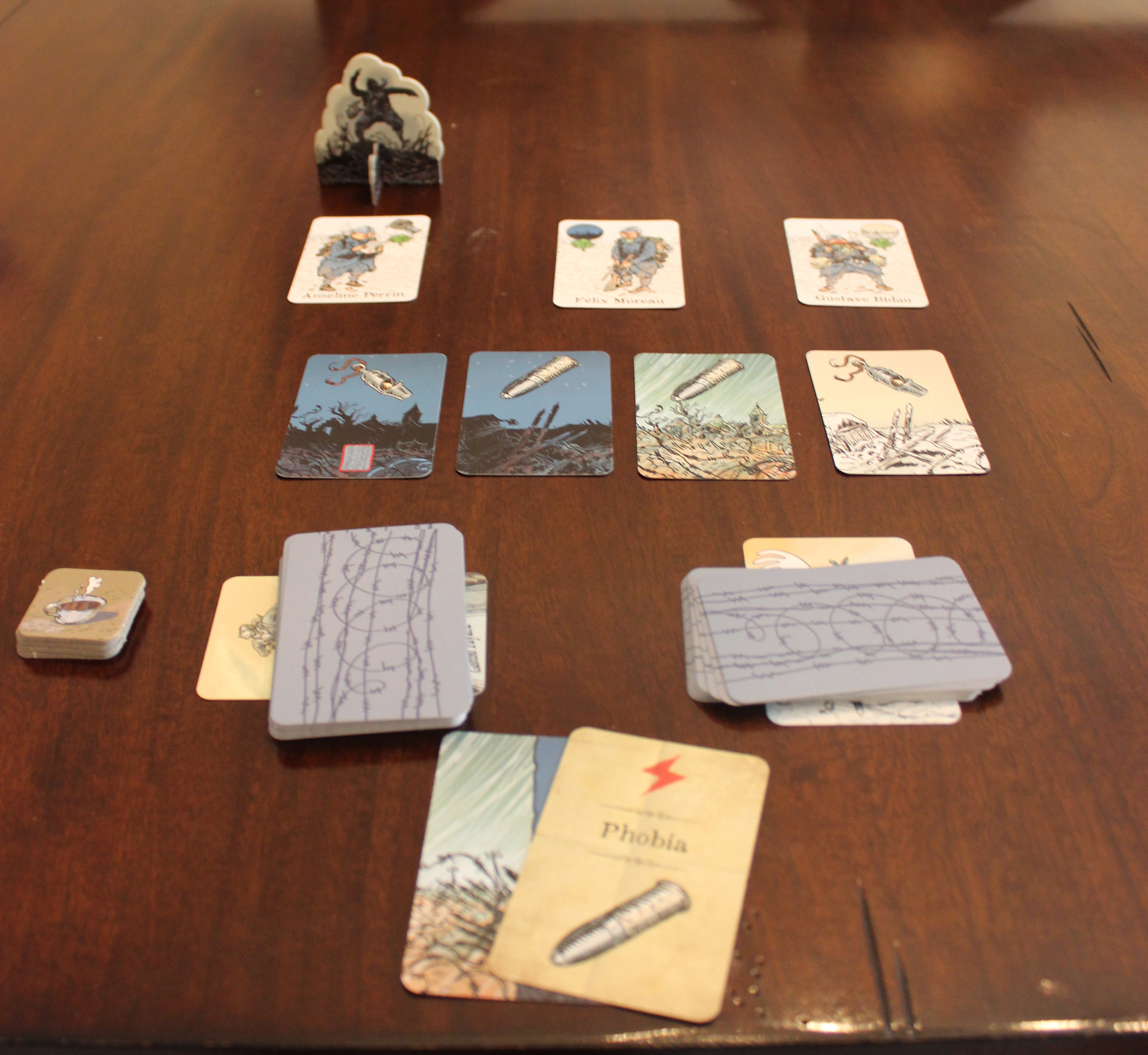 Sample Solo Game