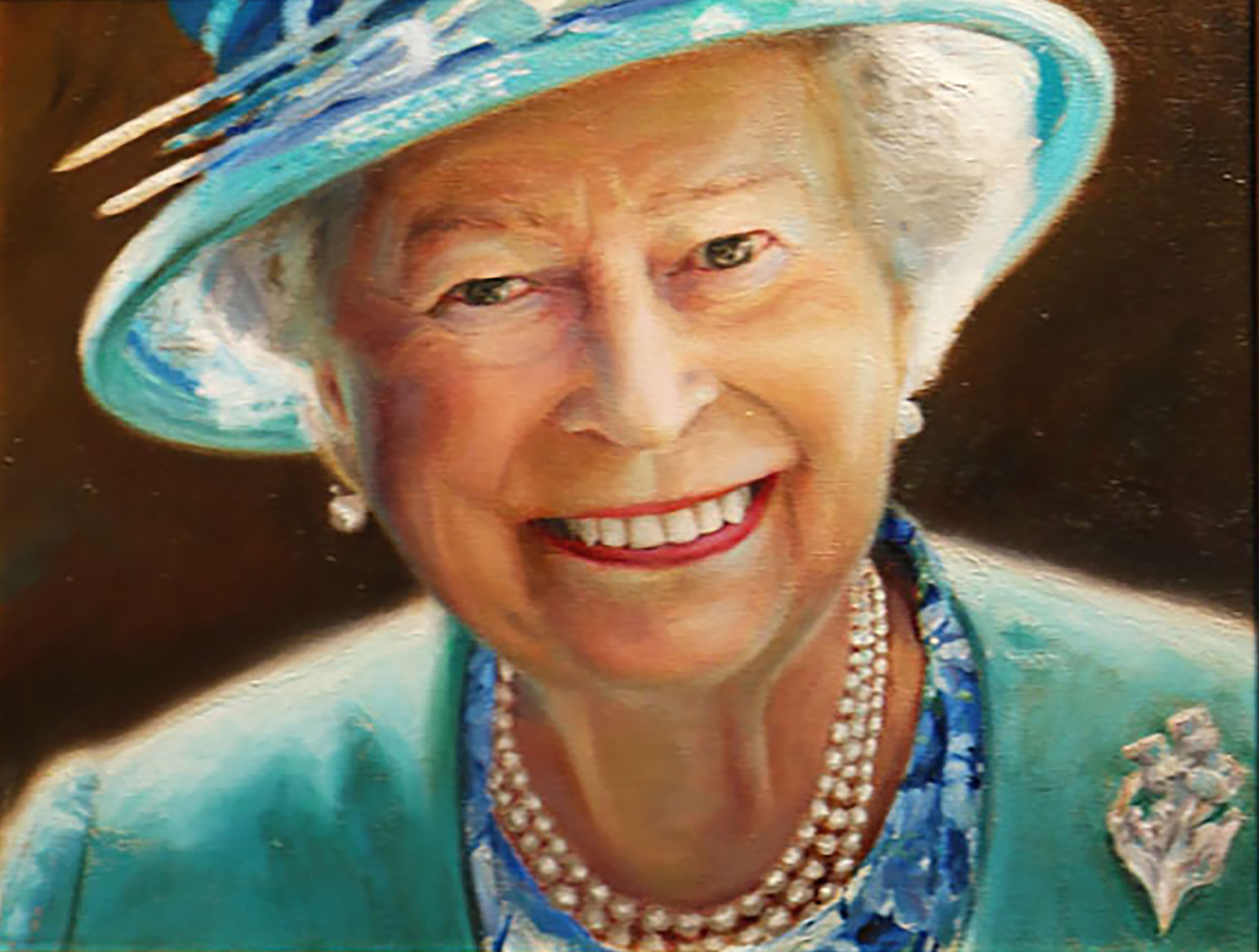 Jean-Antoine Norbert was Finalist of the Queen Elizabeth II Portrait Competition. The British Consulate General in New York organised a portrait competition in 2015 to mark the occasion of the Queen's tenure as the longest-reigning monarch in British history, with her reign surpassing at the time that of her greatgreat-grandmother, Queen Victoria. The portrait executed for thecompetition is on permanent display at the Consulate.