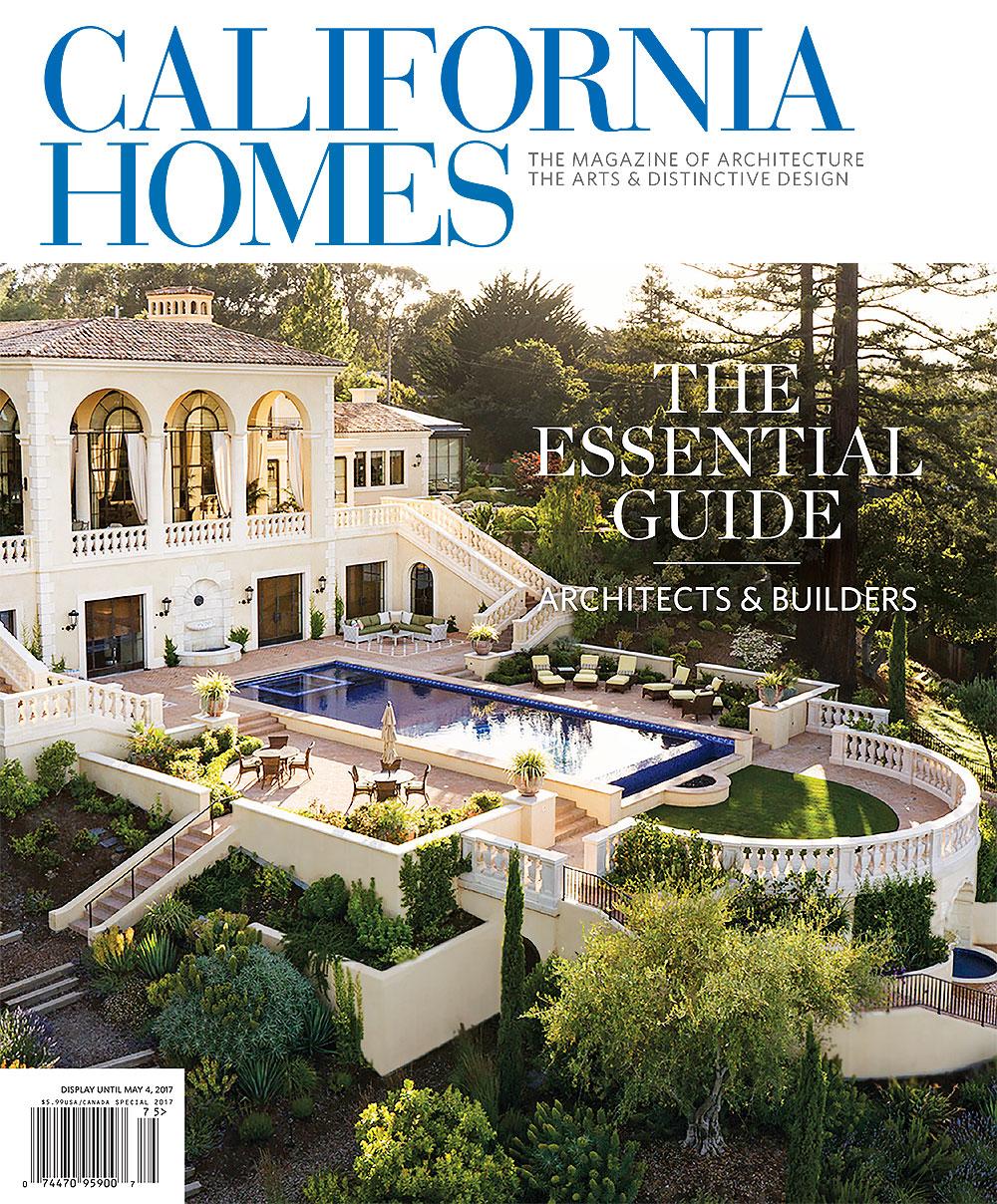 CALIFORNIA HOMES    April 2017   The Essential Guide