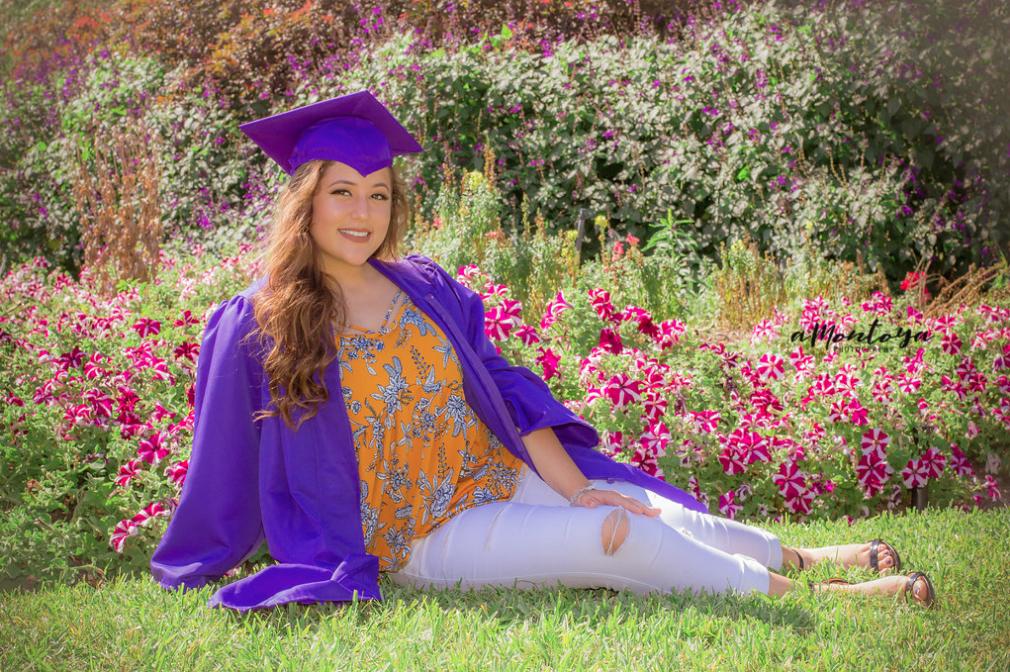 graduation portrait houston